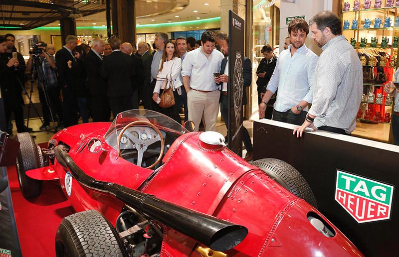 Juan Manuel Fangio Limited Edition Watch