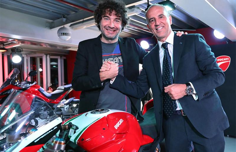 Locman Watches Ducati Exclusive