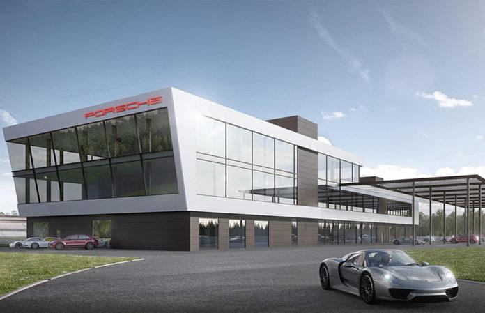 Porsche Experience Center Hockenheimring
