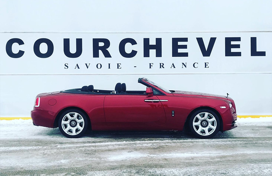 rolls royce motor cars london ultimate luxury winter road trip to courchevel france. Black Bedroom Furniture Sets. Home Design Ideas