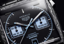 Tag Heuer Monaco Bamford Watch Department Collaboration