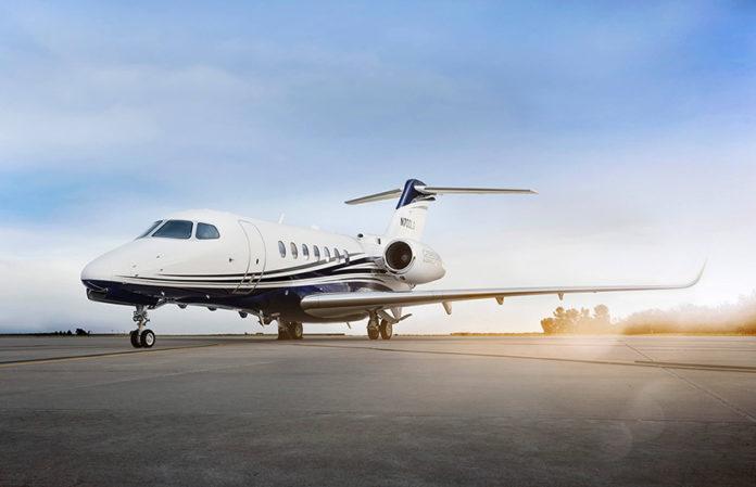 Textron Aviation Cessna Citation Longitude