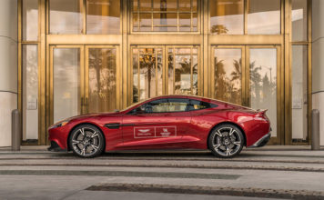 Waldorf Astoria Beverly Hills Aston Martin Driving Experience