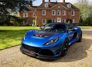 Lotus Exige Cup 380