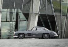 Mercedes-Benz 300SL Gull-Wing