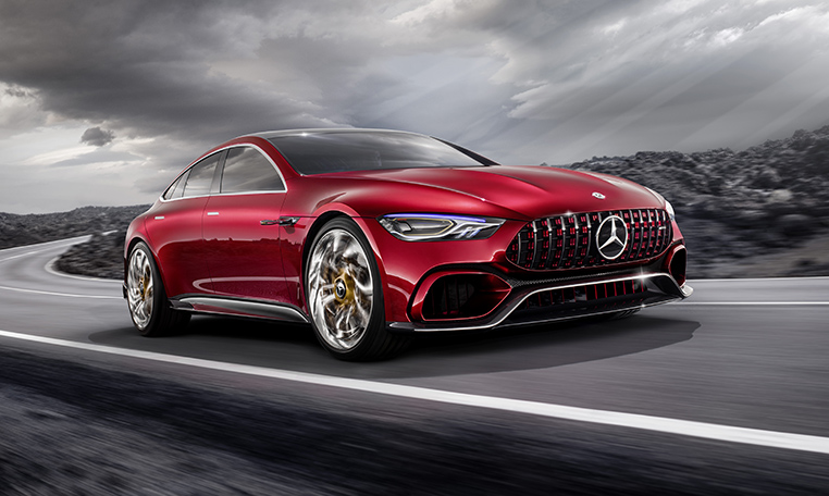 Amg Gt Concept >> Mercedes Amg Gt Concept Driving Performance Of The Future