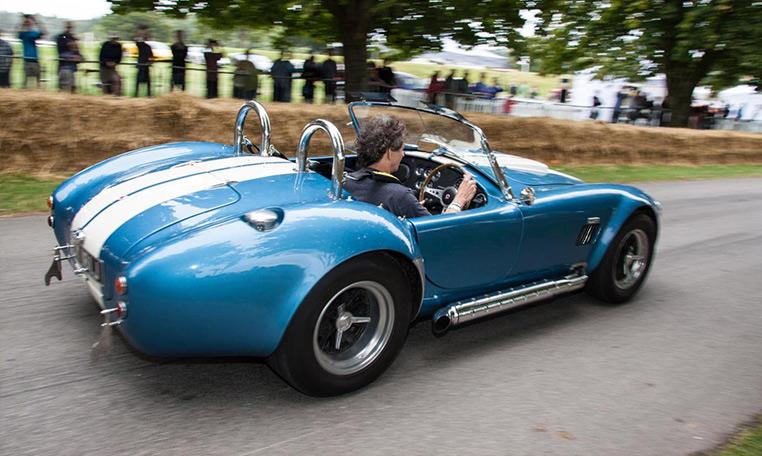 Beaulieu Classic Car Show