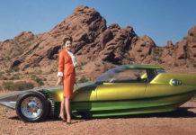 Pebble Beach American Dream Cars