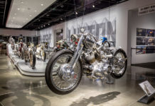 The Petersen Museum Custom Revolution Exhibit