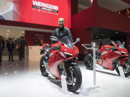 eicma 2017 ducati new motorcycles