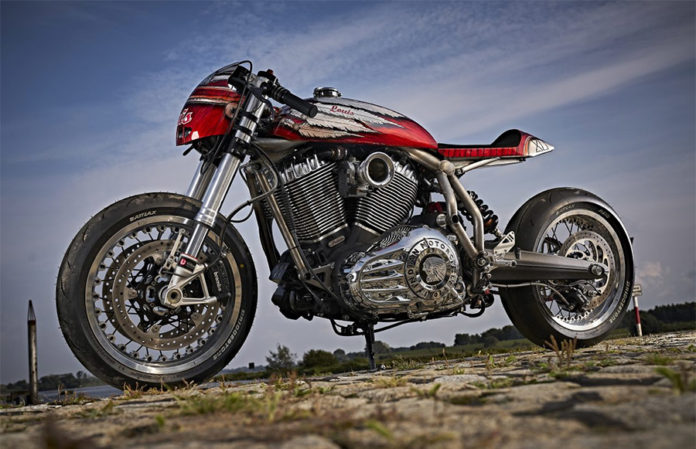 the indian café racer that s smashing the competition at bike shows