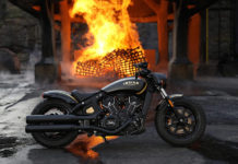 Indian Motorcycle Jack Daniel's Scout Bobber
