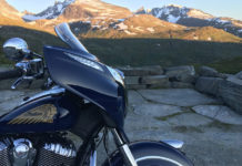 Indian Motorcycle Norwegian West Coast