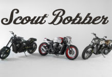 indian scout bobbers brooklyn invitational
