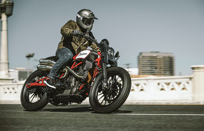 Indian Scout FTR 1200