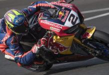 Leon Camier Red Bull Honda World Superbike