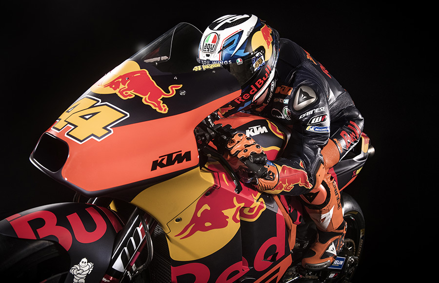 Red Bull KTM 2018 Preview POL ESPARGARO