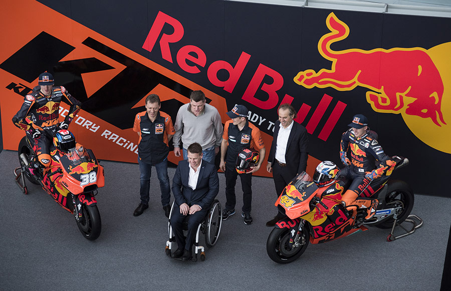 Red Bull KTM 2018 Preview