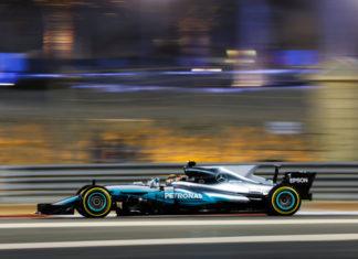 Lewis Hamilton Bahrain Grand Prix