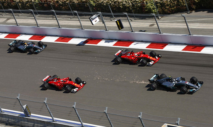Valtteri Bottas wins Russian GP