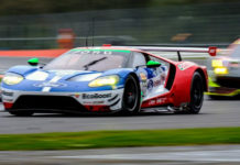 Ford Chip Ganassi Racing Wins Silverstone