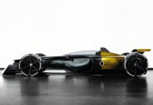 Renault Future Formula 1 Concept