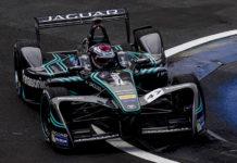 Panasonic Jaguar Racing Formula E Mexico City