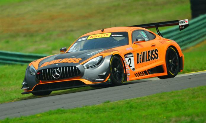 Ryan Dalziel wins Nissan Grand Prix