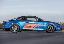Alpine A11 Cup Race Car