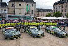Aston Martin 2017 LeMans