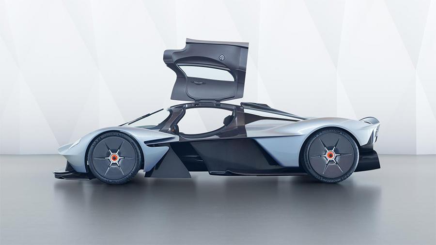 Aston Martin Red Bull Racing Forge Stronger Innovation Partnership