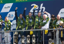 Aston Martin Wins the 85th 24 Hours