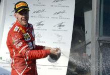 Australian GP Vettel Victory