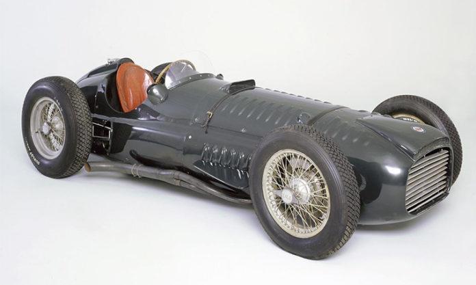 BRM V16 Type 15