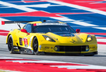 Corvette Racing Wins COTA