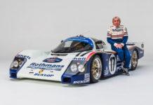Derek Bell Porsche Motorsports Models