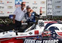 Graham Rahal Wins Detroit Grand Prix Race Two