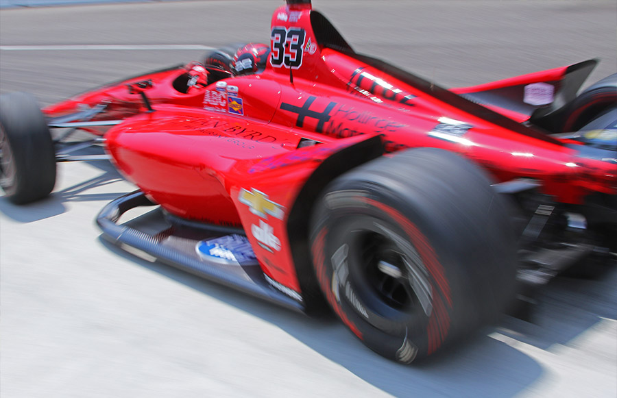 James Davison 2018 Indy 500 Qualifying