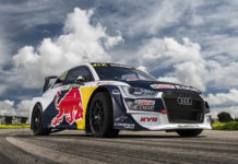 EKS Audi Sport 2018 World RX Season