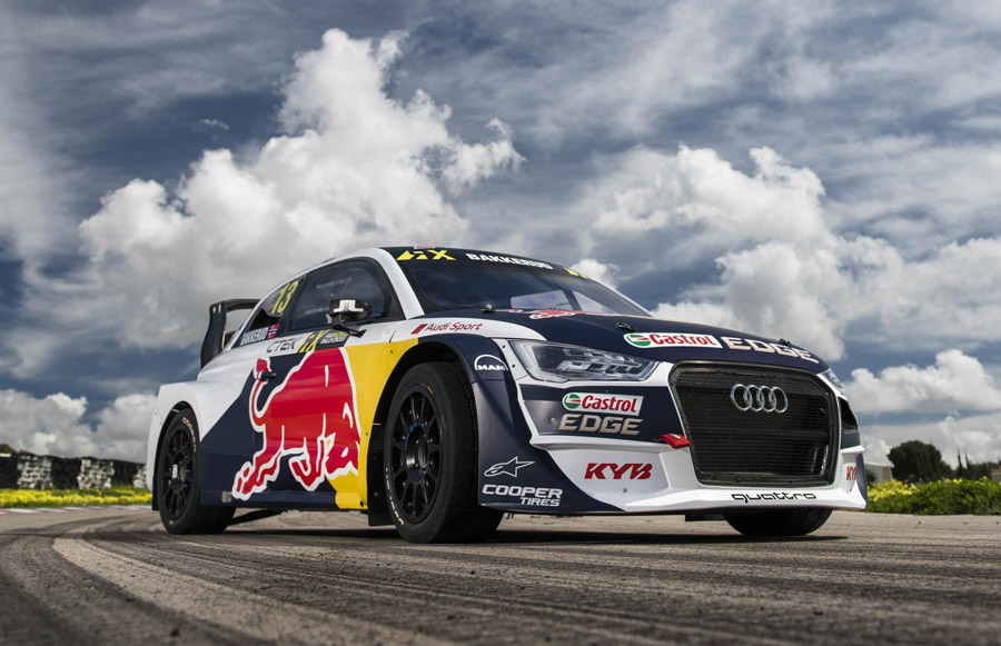 Automotive News EKS Audi Sport 2018 World RX Season