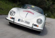 Ennstal Classic Porsche