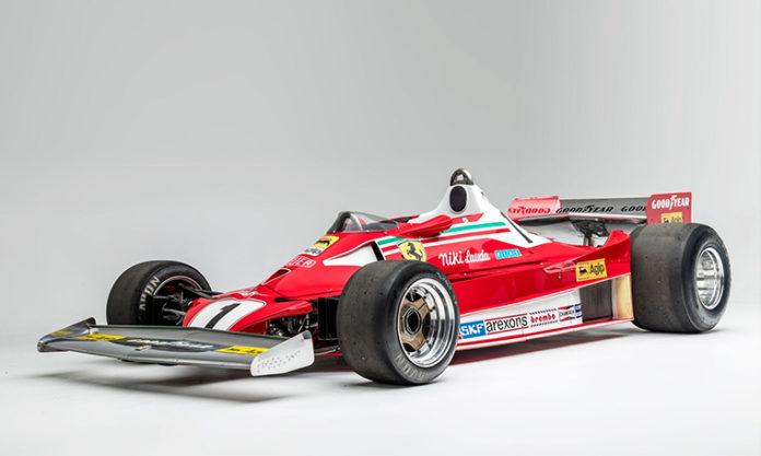 Bac Mono For Sale >> Petersen Museum Ferrari Exhibit Part 2: 1976 Ferrari 312 T2