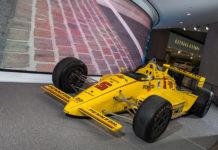 GM World Exhibit Detroit Grand Prix