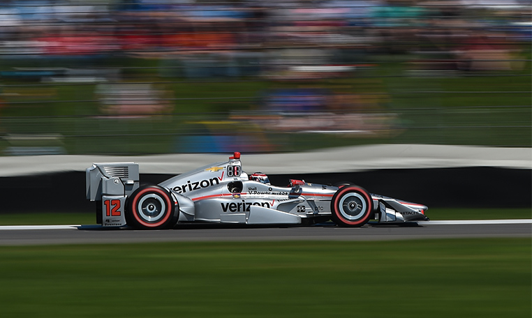 will power wins indycar grand prix from pole for 30th career victory. Black Bedroom Furniture Sets. Home Design Ideas