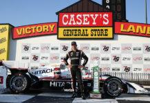 Indycar Iowa Corn 300