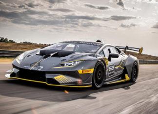 Lamborghini Huracan Super Trofeo EVO