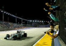 Lewis Hamilton Wins 2017 Singapore GP