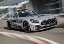 Mercedes AMG GT R Official FIA F1 Safety Car