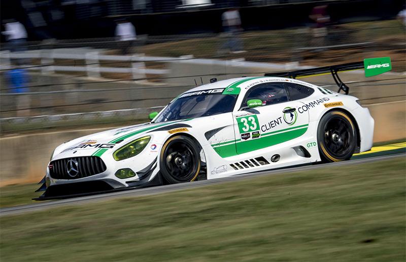 Mercedes Amg Team Riley Motorsports Sweep North American Endurance Cup Season Championship Titles