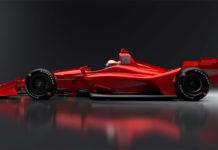 New Indycar Design